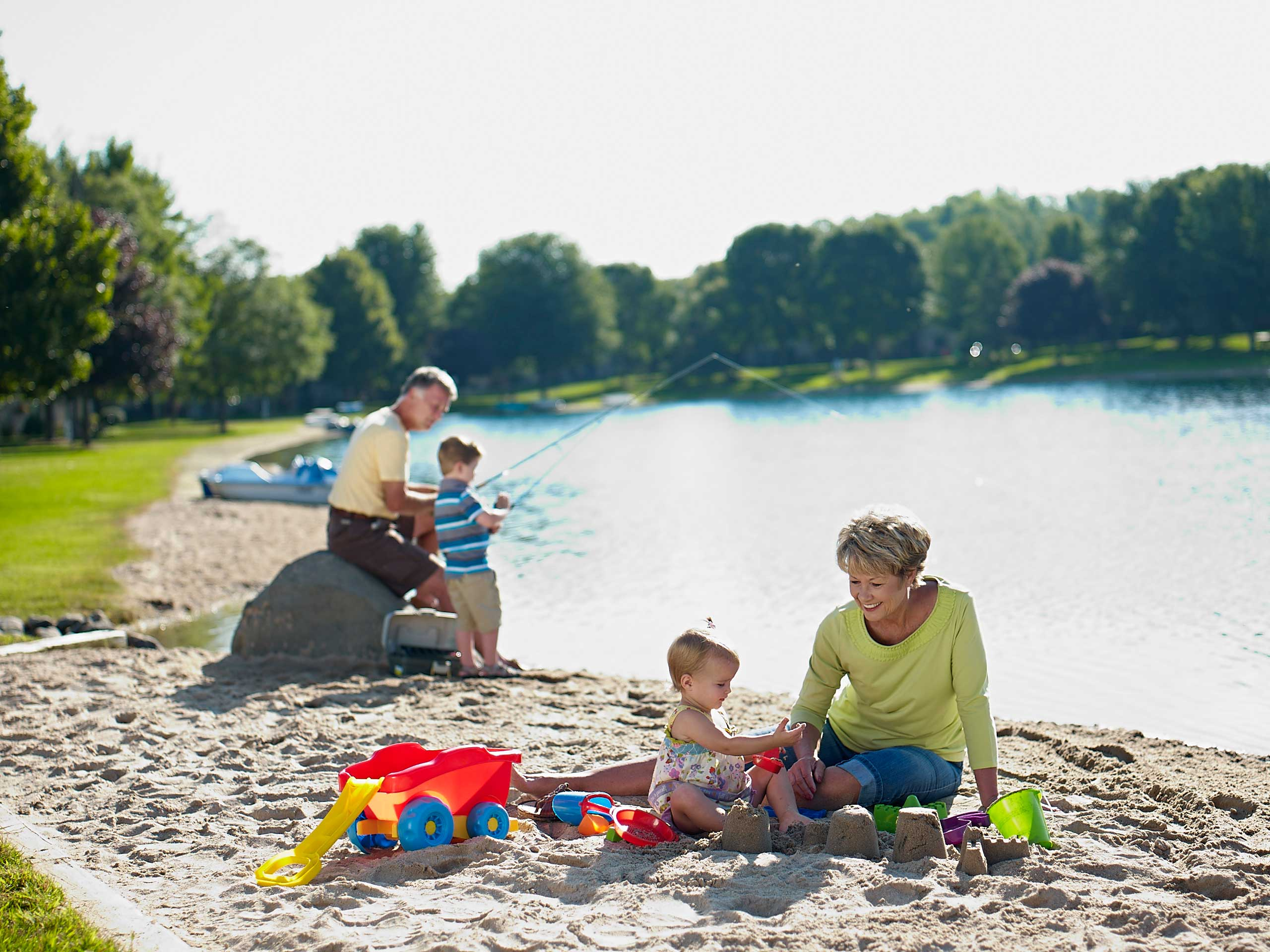 Apartments with residential activities in Northeast Wisconsin