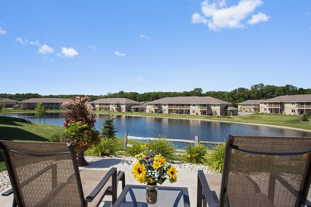 Properties with landscape views in Northeast Wisconsin