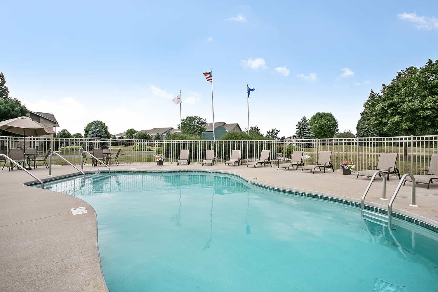 Apartments with luxury amenities in Northeast Wisconsin